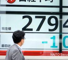 Nikkei tumbles, leading Asian market slide