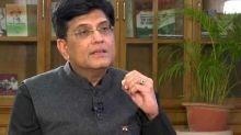 Cash for farmers is an honorarium, says Piyush Goyal