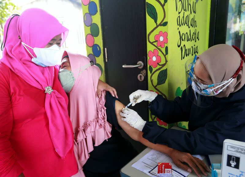 Indonesia, Thailand consider booster shots amid doubts over Sinovac vaccine