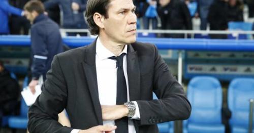 Foot - L1 - OM - Rudi Garcia (OM) : «Ils doivent bien rigoler, nos concurrents...»