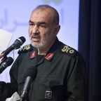 Iran's top leader picks new Revolutionary Guard chief