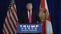 Trumps Says He Hopes Russia Finds Clinton's Deleted Emails