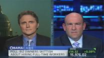 Obamacare: Impact on employment