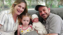 Jimmy Kimmel tweets update on 3-month-old son, calls for action on healthcare