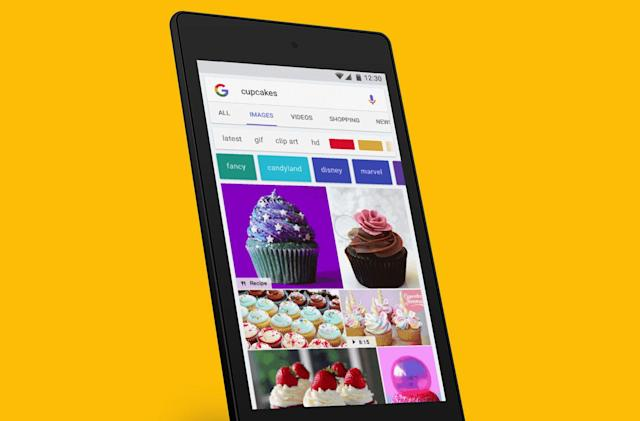Google adds a dash of Pinterest with recipes and shopping