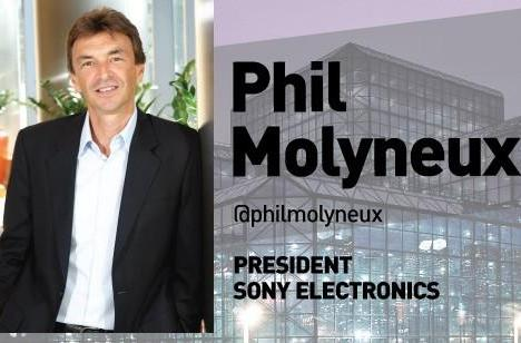 Live from Expand: Sony President Phil Molyneux with special guest Spike Lee