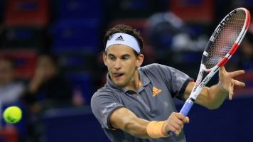 Thiem begins Vienna campaign with win over Tsonga