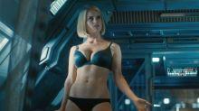 Simon Pegg Explains Why Alice Eve Isn't In Star Trek Beyond