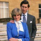Take a Look Back at Prince Charles and Princess Diana's Engagement Photos
