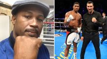 Anthony Joshua can become an all time great, but never better than me, says Lennox Lewis