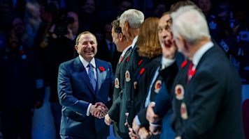 Bettman deserving of his place in Hall of Fame