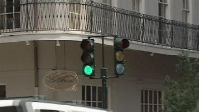 Traffic Light Blamed For Accidents