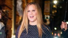 "Amy Schumer Opens Up About Her IVF Journey & Why She Feels ""Lucky"""