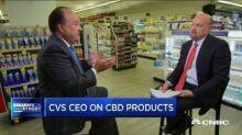 CVS CEO explains why the company decided to sell CBD prod...