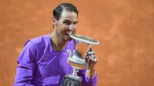 Nadal conquers Rome as French Open looms