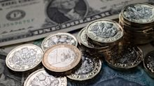 Sterling stumbles again as political tensions heighten talk of parity against euro