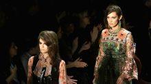 Fashion Week: Kaia Gerber und Hadid-Schwestern vereint auf einem Laufsteg