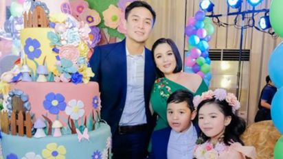 Sunshine Dizon sets record straight about her marriage
