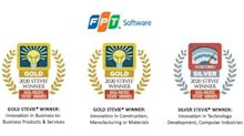 FPT Software Wins Multiple Asia-Pacific Stevie® Awards for Innovation