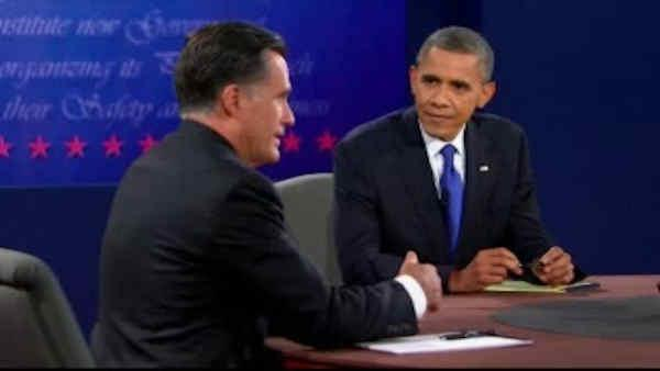 Obama, Romney go head-to-head in last debate
