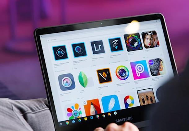 Google is testing a splitscreen view for Android apps on Chromebooks