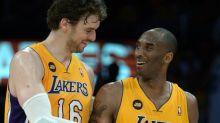 Basket - NBA - NBA: l'hommage de Pau Gasol à Gianna Bryant