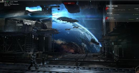 EVE Fanfest 2014: Project Legion brings DUST 514 to the PC