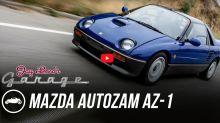 K-Car 全面回歸!Jay Leno 找來九十年代超經典 Autozam AZ-1