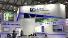 Aurora Solar Technologies Receives Order from Major China-based Automation Provider