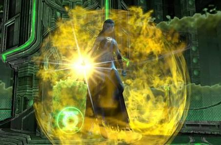 SOE shows off new DCUO Green Lantern content