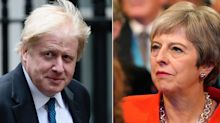 Boris Johnson hit with barrage of criticism from top Tories