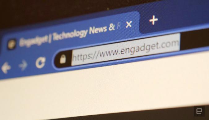Google Chrome will once again show a website's full URL