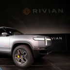Amazon places big bet on aspiring Tesla rival Rivian