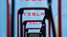 Companies to Watch: Big quarter for Estée Lauder, major addition for Uber, Tesla to rent out solar panels