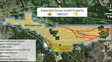 Maple Gold Announces Joint Venture Partnership and Strategic Investment with Agnico Eagle