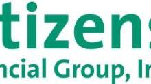 Citizens Financial Group, Inc. Announces Final Stress Capital Buffer Requirement
