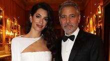 George Clooney and Wife Amal Spend Easter With Family in Ireland