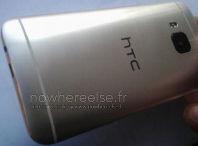 HTC's next flagship appears to flaunt 20MP camera in leaked shots