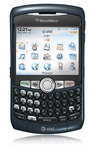 AT&T rolls out BlackBerry Curve 8320 at long last