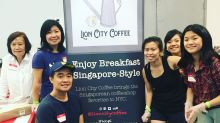 Singapore-born siblings introduce kopitiam culture to New York with Lion City Coffee