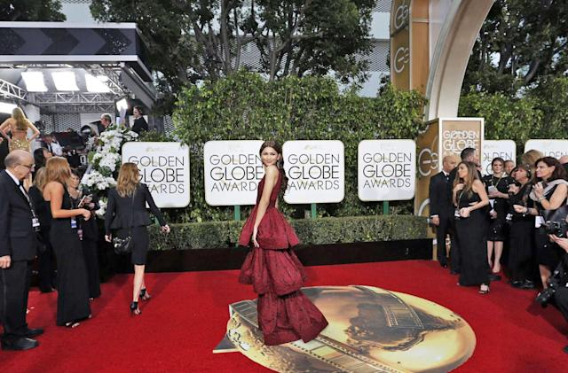 Twitter will livestream the Golden Globes' red carpet