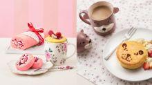自製好心情!跟閨蜜一起嘆最治癒Flamingo Pink下午茶