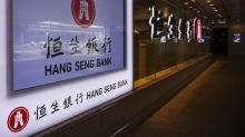 Hong Kong Stock Selloff Quickens as Year's Top Performers Slide