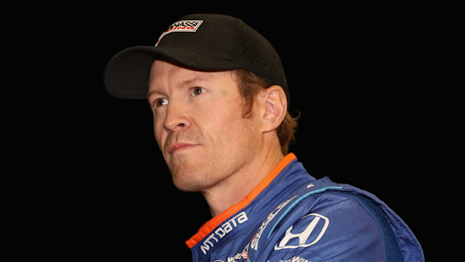 Indy 500 pole-sitter Scott Dixon felt 'really small again' after robbery
