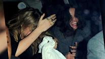Cara Delevingne And Michelle Rodriguez Party After Elle Awards