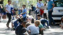 Aktionstag in Berlin: Autofreier Tag: Kinder freuen sich über Spielstraßen