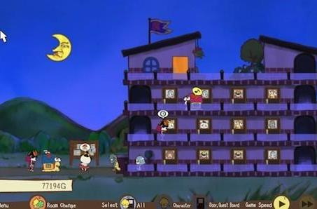 PSA: Landlord, tower defense hybrid Unholy Heights now on Steam