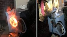 Warning over common household mistakes after family's fiery close call