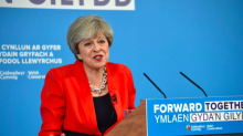 'Weak and wobbly': Theresa May's five most embarrassing U-turns