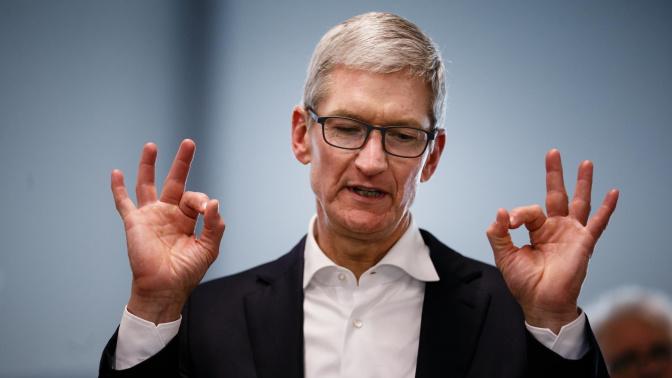 庫克:下月更新允許iPhone使用者決定是否減慢運作